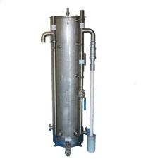 VGS vertical gravity separator