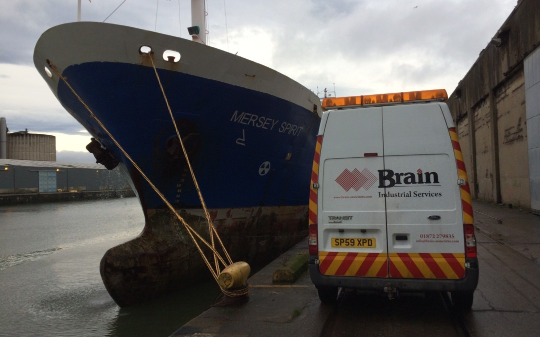 Marine Contracting – Mersey Spirit